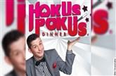 Hokus Pokus Dinner - Die interaktive Slapstick-Zauber-Show