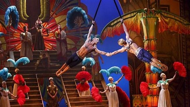 Cirque du Soleil: PARAMOUR