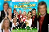 Die lustigen Musikanten unterwegs - präsentiert von Marianne & Michael