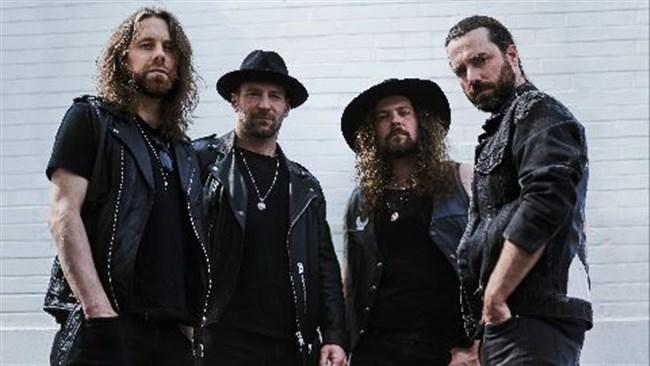 Monster Truck - True Rockers Euro/UK Tour 2019