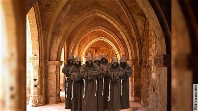 The Gregorian Voices - Gregorianik meets Pop - Vom Mittelalter bis heute