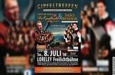 Gipfeltreffen Egerland trifft Oberkrain - Im Traumambiente der Loreley - Ernst Hutter & Die Egerländer Musikanten & Saso Avesnik und seine Oberkrainer - Sonderkonzert!