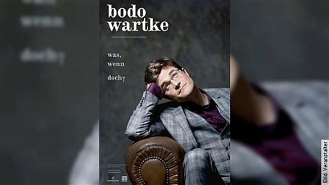 Bodo Wartke :  Was, wenn doch ? - Was, wenn doch?