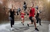 Langhantel-Workout