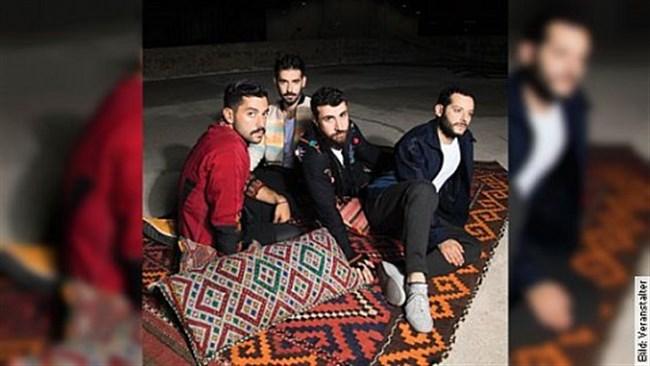 Mashrou'Leila + Guest - présentés par Artefact Prl en accord avec Aeg Presents France