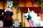 Josef Tränklers Puppenbühne gastiert vom 22. - 31.3.2019 in Düsseldorf-Flingern