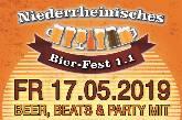 Beer, Beats & Party - Niederrheinisches Bierfest 1.1