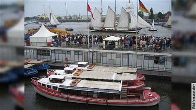 Große Hafenrundfahrt zum HAFENGEBURTSTAG GRUPPENBUCHUNG - 1-stündige Tour durch den Hamburger Hafen