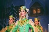 IVUSHKA -Die Russische Weihnachtsrevue - Farbenfroher und temperamentvoller Weihnachtszauber