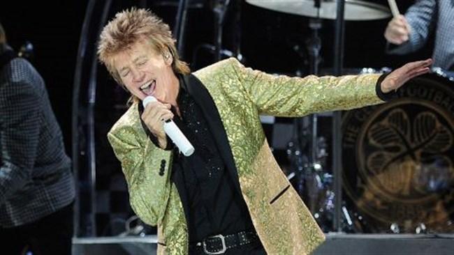 Rod Stewart Live in Concert 2019