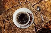 Von dem Kaffee kann man nie genug kriegen