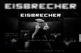 EISBRECHER - EWIGES EIS TOUR 2019 • Special Guest: FAELDER