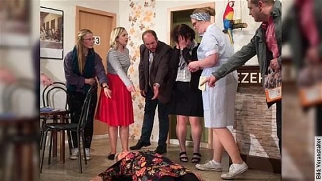To´n Düwel mit dem Sex - Die Theatergruppe Eschbachtal präsentiert einen heiteren Schwank von Anthony Marriott & Alistair Foot