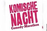 DIE KOMISCHE NACHT 2019 - Der Comedy-Marathon in Neumünster