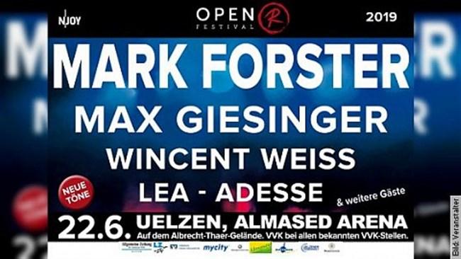 "Open R Festival ""Neue Töne"