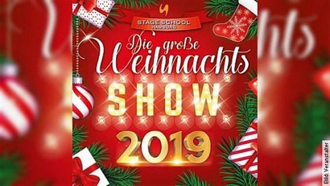 Die große Weihnachtsshow 2019