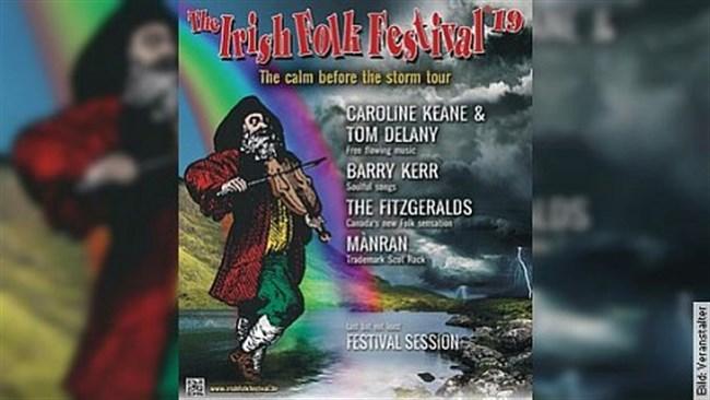 The Irish Folk Festival 2019 - The calm before the storm