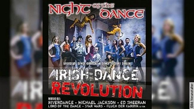 Night of the Dance - Irish Dance Revolution