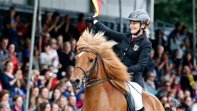 World Championships for Icelandic Horses Berlin 2019