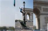 Mit dem Kinderwagen nach Paris von und mit Walter Wärthl