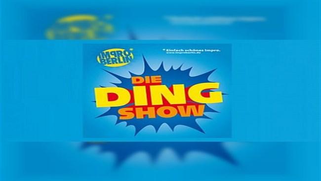 ImproBerlin: Die DING Show