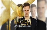 ILLUSION Dinner Deluxe - mit dem Weltmeister der Großillusion Julius Frack