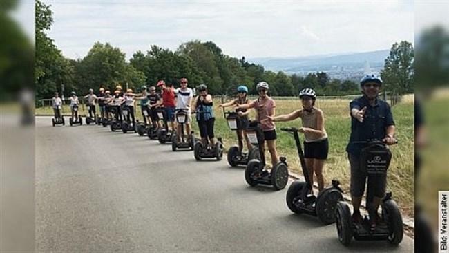 contomaxx - Segway Freiburg City-Tour - wir gehen mit Ihnen auf Tour...