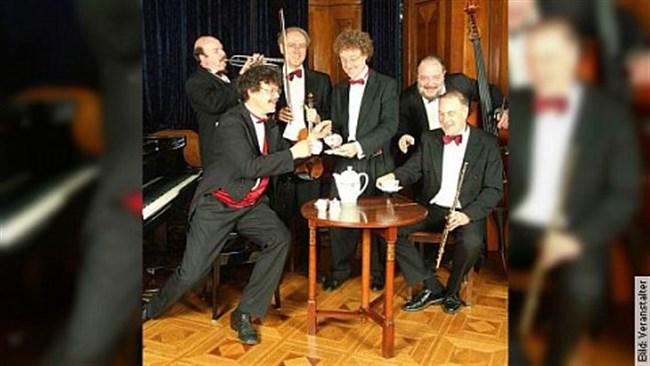 Kaffeekonzert: Orchestersalon
