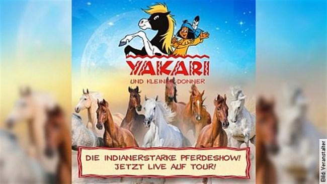 Yakari und Kleiner Donner - Mannheim