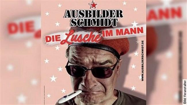 Ausbilder Schmidt - Die Lusche im Mann
