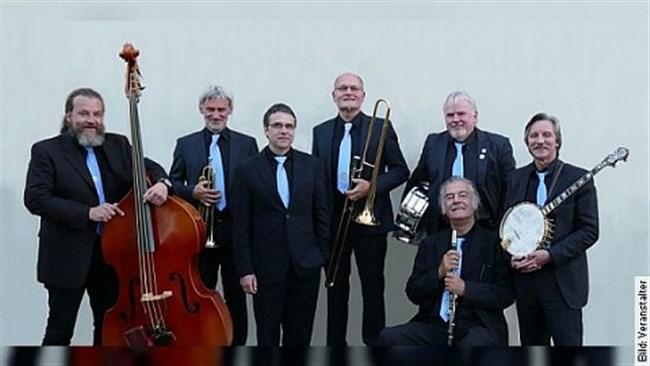 NEW ORLEANS JAZZ BAND  of Cologne - Jazz Jazz Jazz