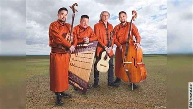 Sedaa - Mongolische & orientalische Klangwelten