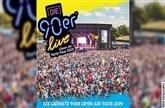 DIE 90ER LIVE - Open Air Tour 2019