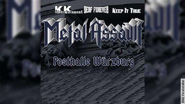 Metal Assault - Headliner: FIFTH ANGEL