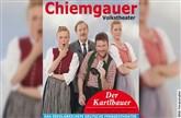 Chiemgauer Volkstheater - Der Kartlbauer - Ländlicher Schwank von Ralph Wallner mit Mona Freiberg, Rupert Pointvogl, Kristina Helfrich, Tom Mandl uvm.