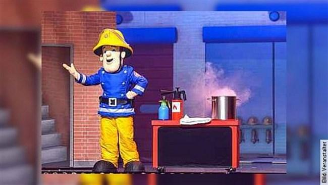 Feuerwehrmann Sam rettet den Zirkus! Live