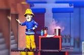 Feuerwehrmann Sam                                                   Das große Campingabenteuer