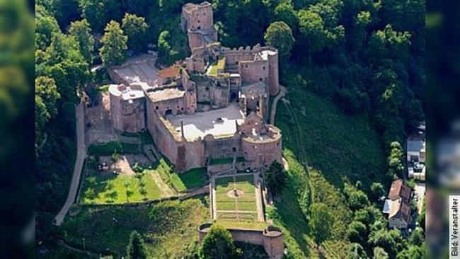 Schloss- und Festungsruine Hardenburg - Führung