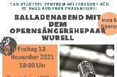 Balladenabend mit Inna und Günther Wurell