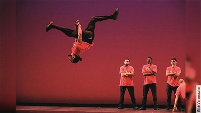 Fly Dance Company - The Gentlemen of  Hip Hop