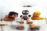 Pittiplatsch und seine Freunde - mit den Original-Fernsehfiguren