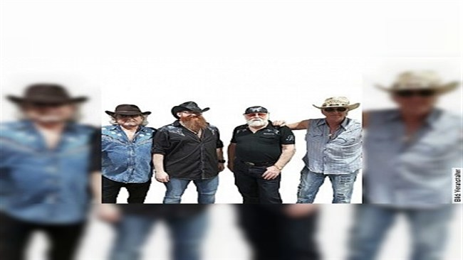 CREEDENCE CLEARWATER REVIVED - feat. Johnny
