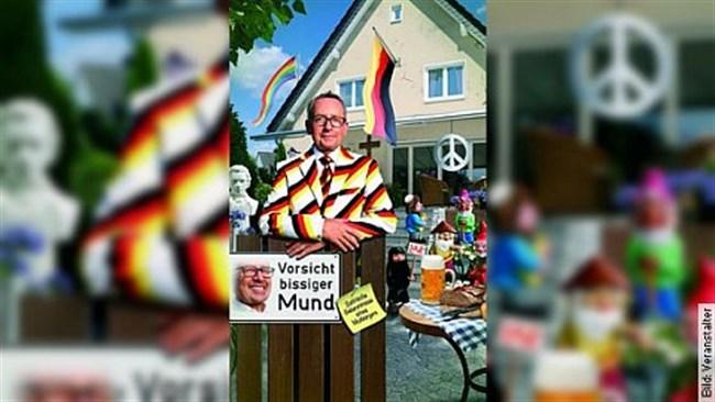 Ferdinand Linzenich - Vorsicht bissiger Mund – Satirische Bekenntnisse eines Mutbürgers!
