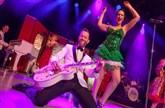 The Firebirds Burlesque Show - Willkommen auf einer Zeitreise der exquisiten Art!