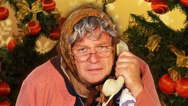 Markus Hirtler als Ermi-Oma - Wei(h)nachten im Altenheim