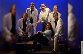 Azzurro - Italienische Schlagerrevue mit Antipastibüffet